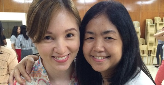 Part of the Human Heart: AC Chorale Alumnae Meet and Greet