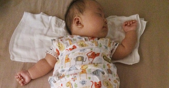 Product Review: Safe Sleep with Halo SleepSack Swaddle
