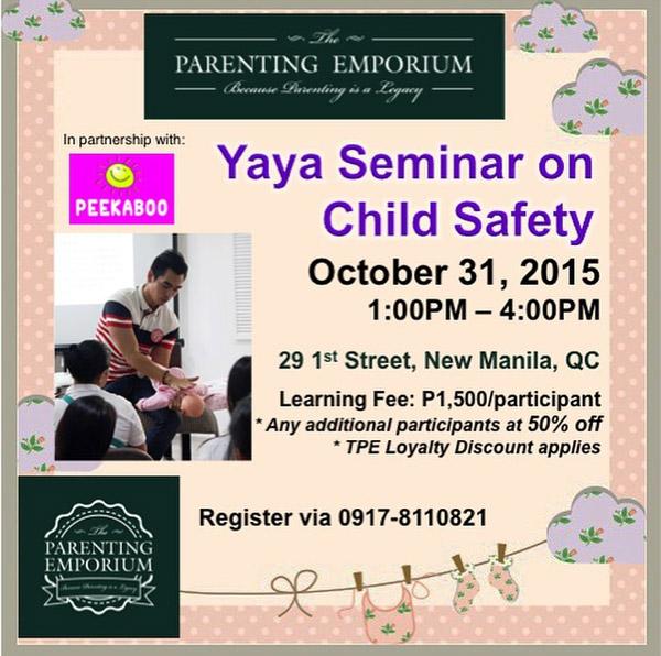 yaya seminar