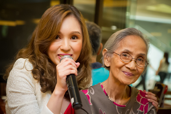 with lola