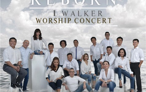 "Join Regine, Ogie, and Jaya for the ""Reborn"" Worship Concert on April 3"