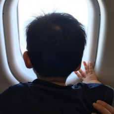 Survival Guide: Flying With A Toddler