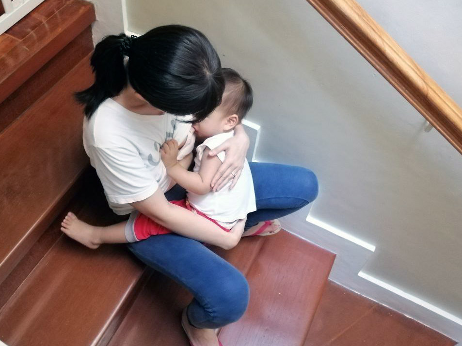 Should I wean Milo or should I continue breastfeeding even while pregnant?
